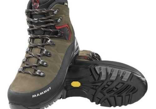 Ботинки на Казбек