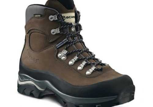 Ботинки на Казбек 2