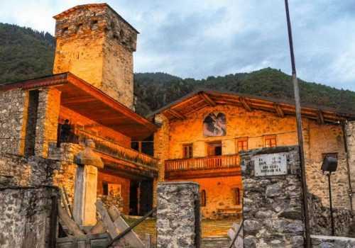 Музей альпинизма в Местии