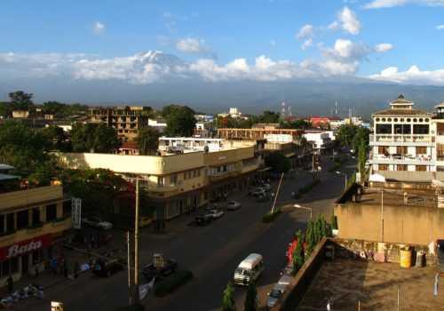 Восхождение на Килиманджаро - день 1 - фото 1