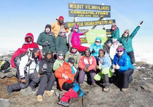 Восхождение на Килиманджаро, сафари и Занзибар