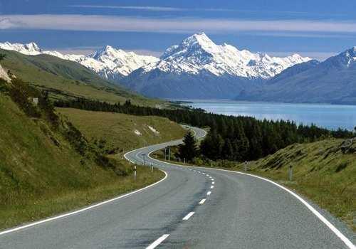 Дорога из Мендосы