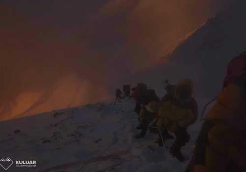 Штурм Эвереста